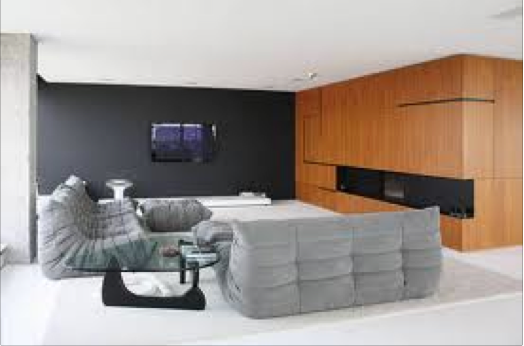Togo living room